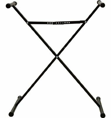 Casio Keyboard Stand Sturdy X-style keyboard stand Holds Up To 150lbs folds flat