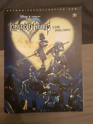Kingdom Hearts Le guide officiel complet En Très Bon  Etat