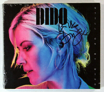 Dido - Still On My Mind (Limited Edition CD Signed by Dido) New