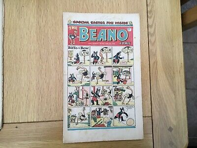 Vintage Beano Comic Easter Issue 1950 No 403
