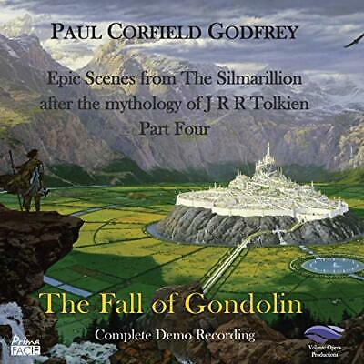 Paul Godfrey - The Fall Of Gondolin [CD]
