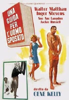 A Guide for the Married Man (1967) * Walter Matthau * UK Compatible DVD * New