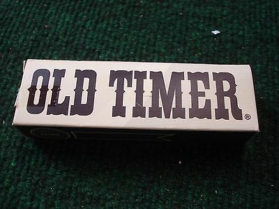 Schrade Old Timer  folding pocket knife and new in box 280t
