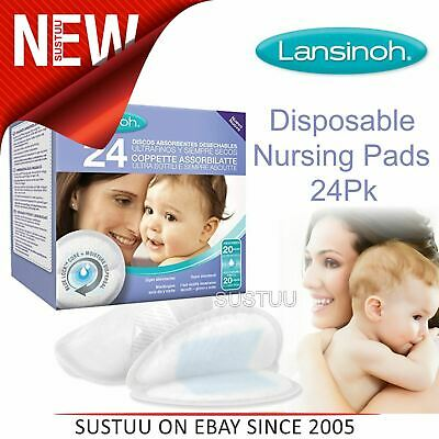 84 Disposable Breast Pads breathable nursing maternity absorbent breastfeeding