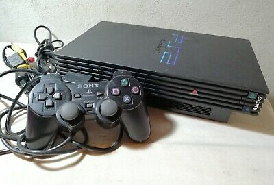Console Sony Playstation 2 Ps2 FAT Chip Infinity 1.2!! Scph 50004