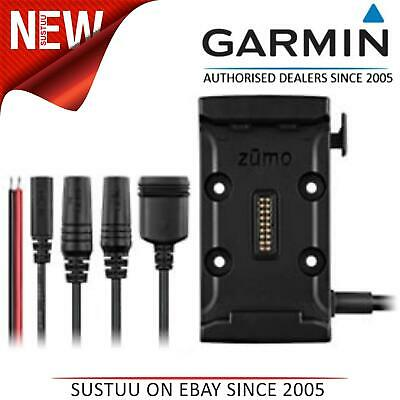 Garmin Motorcycle Mount Bracket Holder+Power Cable | For Zumo 590LM & 595LM GPS