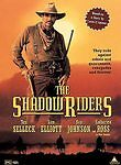 Louis L'amour THE SHADOW RIDERS rare Western dvd TOM SELLECK Sam Elliot 1980s