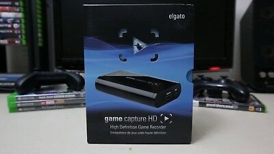 Elgato Capture Card Hd  * 1080P / 60Fps * Xbox / Playstation  * Mint Condition *