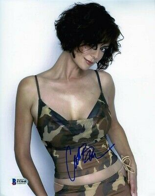 8a404acef2cba Catherine Bell JAG SexyAutographed Signed 8x10 Photo Certified Authentic  BAS COA