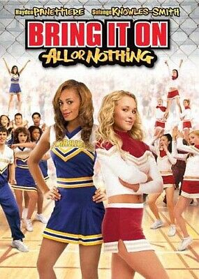Bring It On - All Or Nothing New Dvd