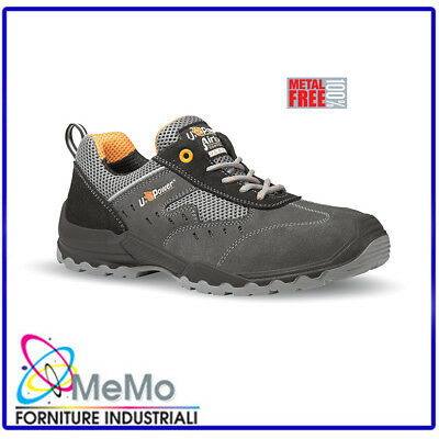 scarpa da lavoro BREZZA antinfortunistica uomo donna U Power S1P SRC UPower