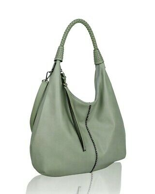 151bf5d023 LeahWard Ladies Shoulder Bags Women s Soft Faux Leather Hobo Handbags A4  Folder