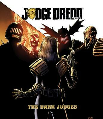 JUDGE DREDD CLASSICS DARK JUDGES HARDCOVER (120 Pages) New Hardback