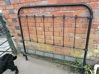 Antique  bedstead with Irons