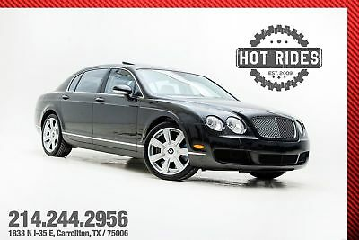 2006 Bentley Continental Flying Spur  2006 Bentley Continental Flying Spur! Low miles, 2-owner, Service docs, LOOK!
