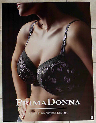 Affiche Lingerie Prima Donna Grand Format Poster 160X120