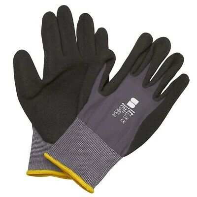 RDT Polyurethane Coated Work Gloves Pair Large Size 10 - Normfest 779701710