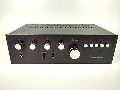 Sansui AU-2900 Integrated Amplifier Tested & Working