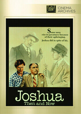 Joshua Then And Now (DVD New)