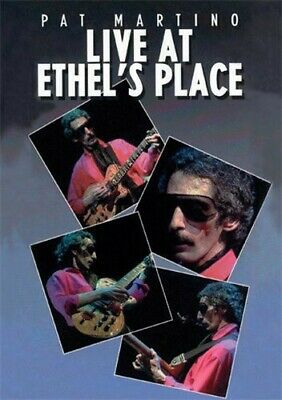 Live At Ethel's Place (DVD New)