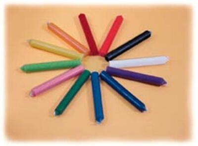20 Chime Mini Ritual Spell Candles in Assorted Colors!