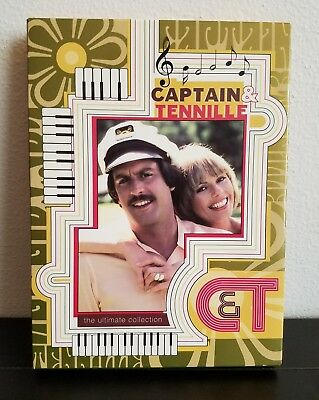 Captain & Tennille: Ultimate Collection 1970's Classic Variety Show 3 Disc, DVD
