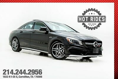 2014 Mercedes-Benz CLA 45 AMG 2014 Mercedes Benz CLA 45 AMG Sedan! CLA-45 MUST SEE!