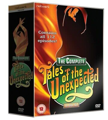 Tales of the Unexpected: The Complete Series (Box Set) [DVD]