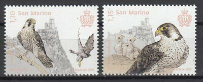 SAN MARINO 2019 EUROPA CEPT NATIONAL BIRDS .Set 2 stamps MNH (PRE ORDER)