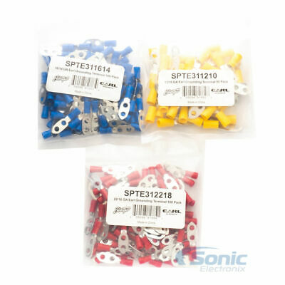 Stinger SPTE31Kit Expert Ground Terminal Kit - 250 Pieces