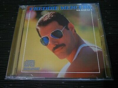 FREDDIE MERCURY - MR. BAD GUY CD album 1985 / QUEEN / Bohemian Rhapsody