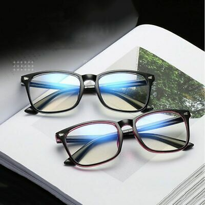 94b923959252 Computer Glasses Men Blue Light Coating Gaming Glass Anti Blue Rays Eye  Protect