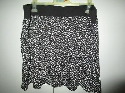 Ladies Patch Maternity skirt with elastic waistband   Size XL