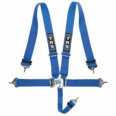 TRS Nascar Autograss Stock Car Race Racing 5 Point Harness In Blue SFI APPROVED