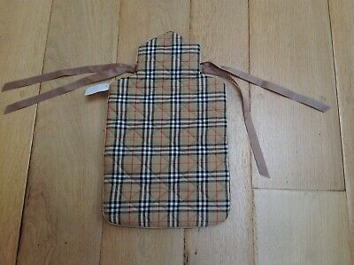 Burberry Hot Water Bottle Cover