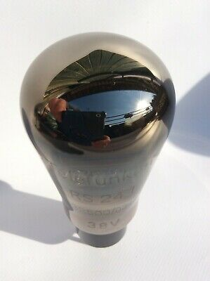 Telefunken Rs241 Vii Tested Good Rare Vacuum Tube