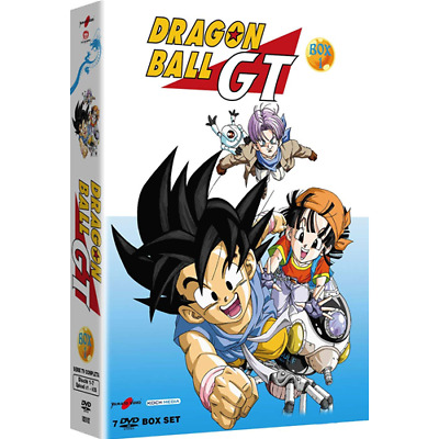 Box *** DRAGON BALL GT - Vol. 1 (7 Dvd) *** sigillato