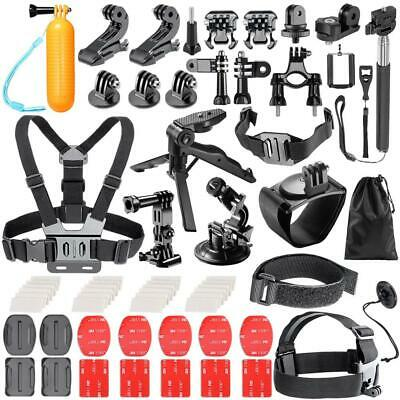 Accessories Kit Set for GoPro Hero 6 5 4 3 2 1 Session Sports Camera
