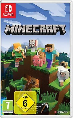 Nintendo Switch - Minecraft - NEU OVP