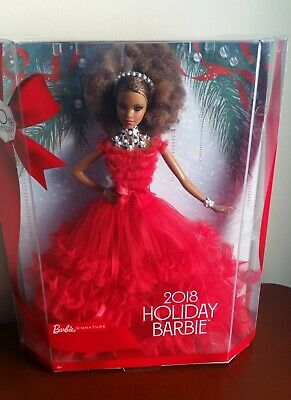 2018 Holiday Barbie
