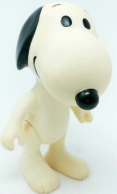 Vintage Snoopy Figure 1958-66 United Feature Syndicate Hasbro 8.5""