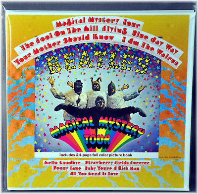 The BEATLES Magical Mystery Japan MONO Mini LP CD Real Remastered Authentic