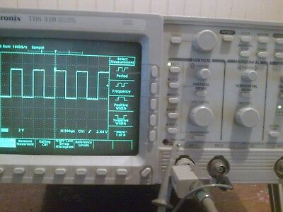 Oscilloscope Numérique Tektronix TDS 310 TDS310 Two Channel
