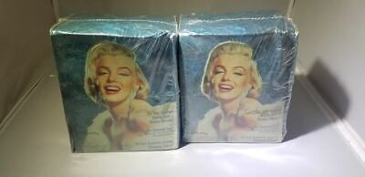 Marilyn Monroe Trading Cards 1 BOX of 36 packs FREE SHIPPING
