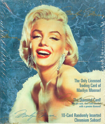 Marilyn Monroe Trading Cards 6 BOX of 36 packs LOWEST PRICE FREE SHIPPING