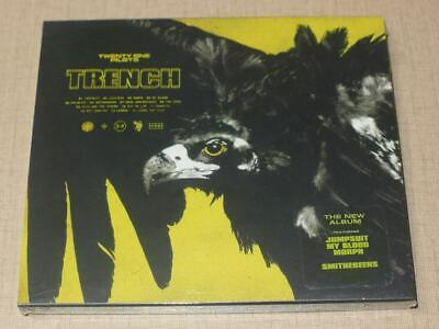 Trench by twenty one pilots (CD, 2018)
