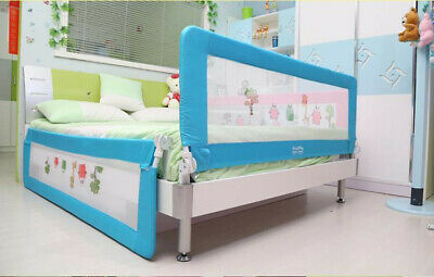 King size bed guard rail