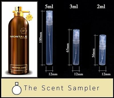 Intense Cafe by Montale - Choose your sample size (2ml, 3ml or 5ml)