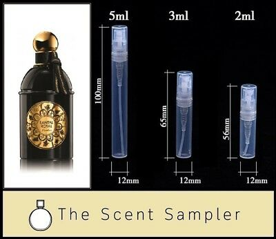 Santal Royal by Guerlain - Choose your sample size (2ml, 3ml or 5ml)