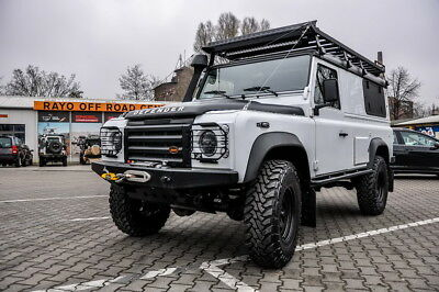 2015 Land Rover Defender 110 20.000 KM !!! LIKE NEW !!! Many upgrades !!!